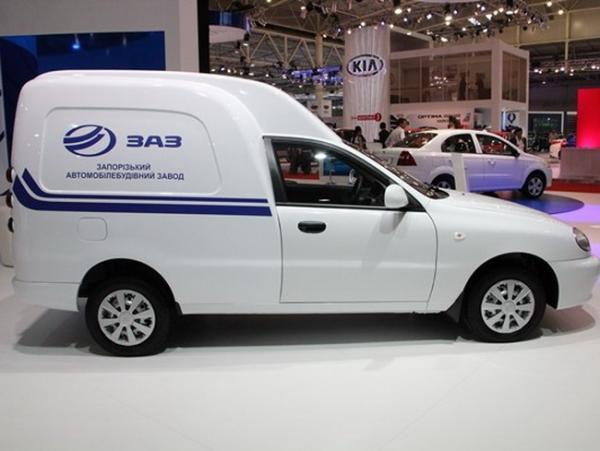 ЗАЗ возобновил производство автомобилей