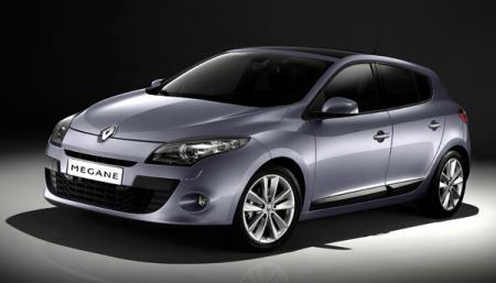 Renault Megane: смена поколений