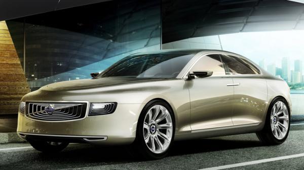 Volvo выпустит новую среднеразмерную модель