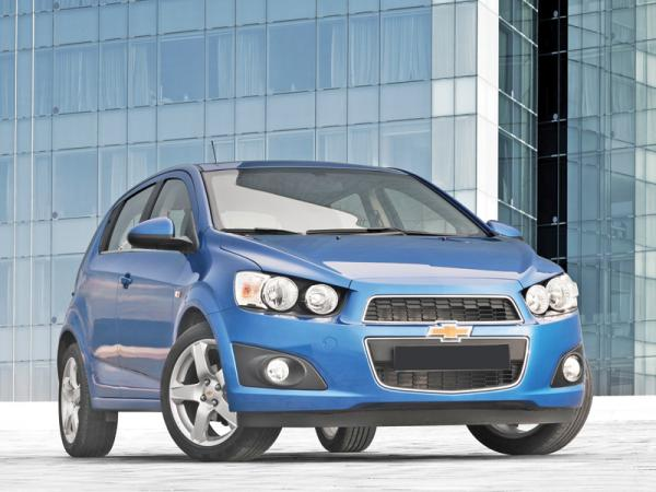 Chevrolet Aveo, Ford Fiesta, Volkswagen Polo: завсегдатаи В-класса