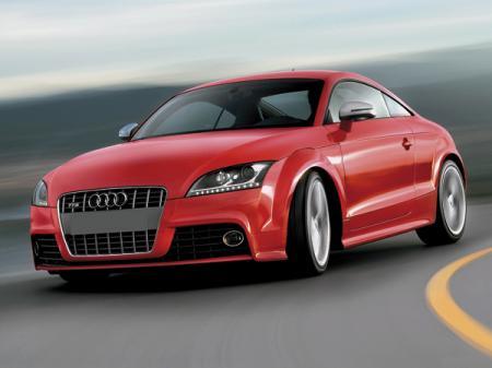 Audi ТТS: горячее купе