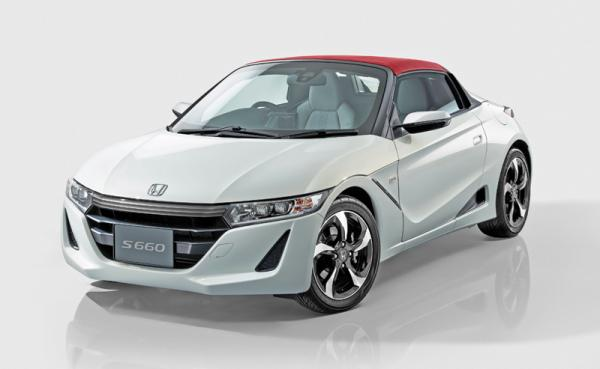 "Honda S660: темпераментный ""малыш"""