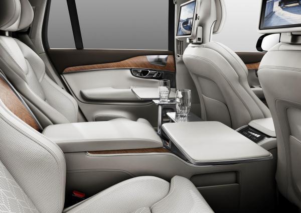 Volvo показал самый дорогой автомобиль
