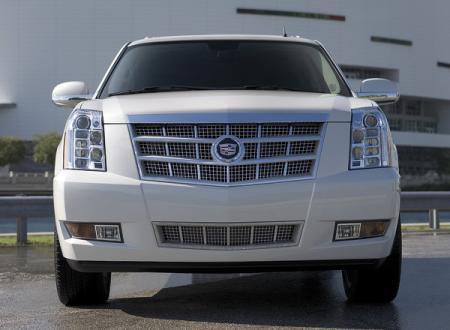 Cadillac Escalade: вседорожник класса люкс