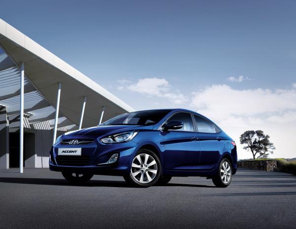 Hyundai отзывает Accent 2014-2015 годов выпуска