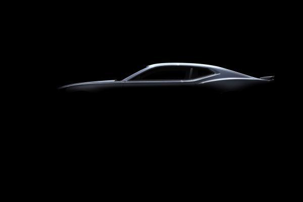 Первые изображения Chevrolet Camaro