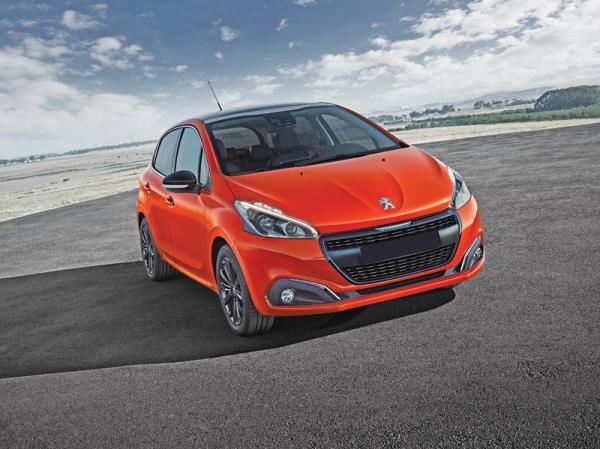 Peugeot 208: легкое обновление