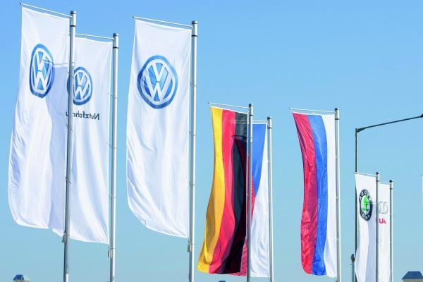 Volkswagen строит завод по новым технологиям