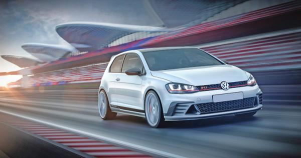 Volkswagen Golf GTI Clubsport: юбилею модели посвящается