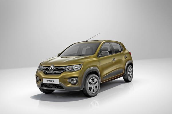 Renault Kwid: бюджетный вариант