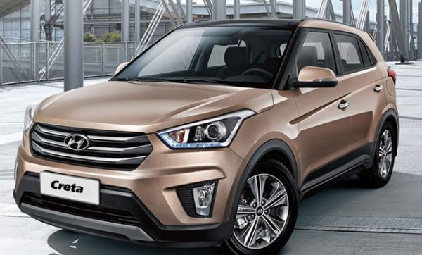 Hyundai выпустит новый кроссовер Creta