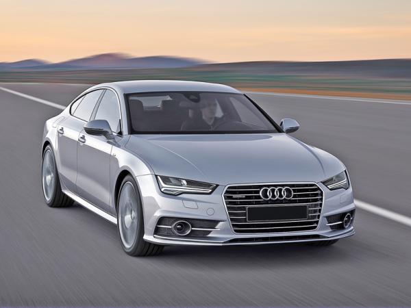 Audi A7 Sportback: хетчбэк бизнес-класса
