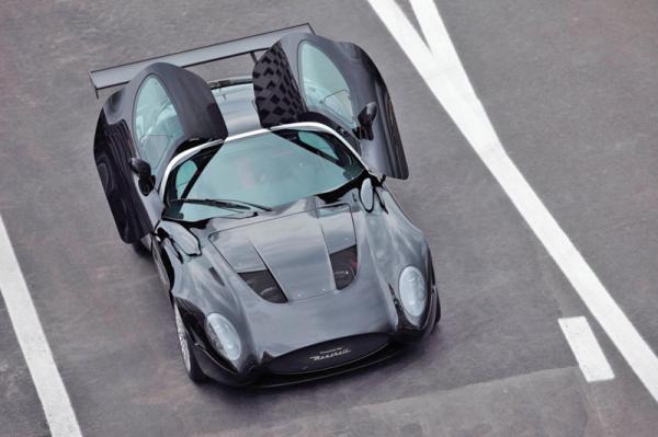 Maserati Zagato Mostro: классика на новый лад