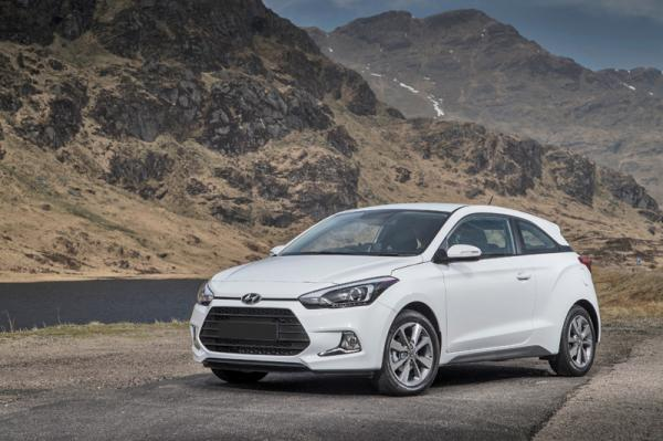 Hyundai i20 Coupe: стильная альтернатива