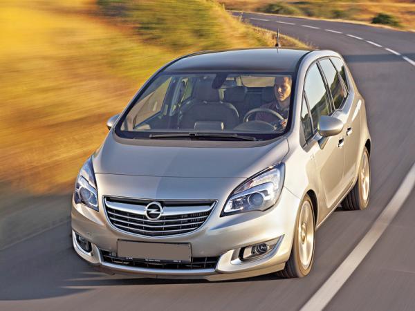 Opel Meriva: не такой, как все
