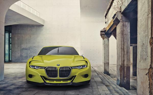 BMW 3.0 CSL Hommage: дань уважения чемпиону