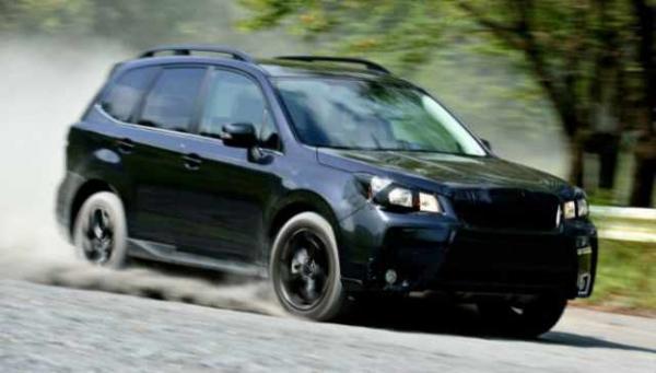 Subaru показала новую модификацию Forester