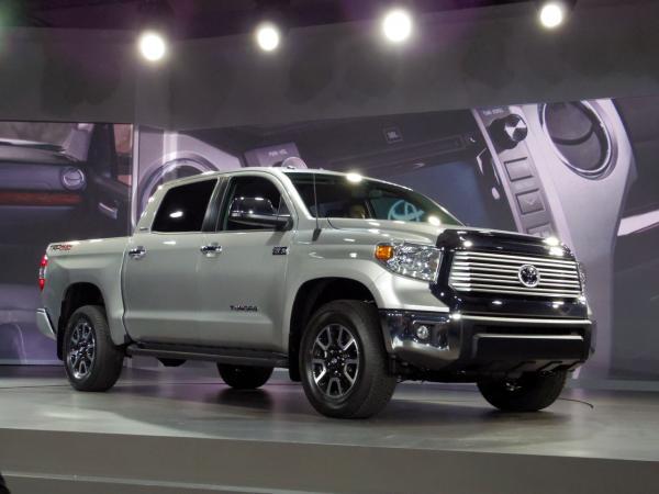 Toyota расширила отзыв автомобилей в США