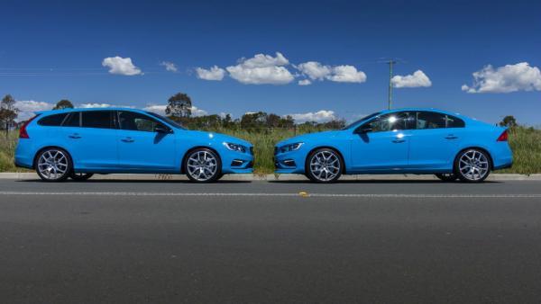 Volvo готовит к выпуску следующую партию S60 и V60 Polestar