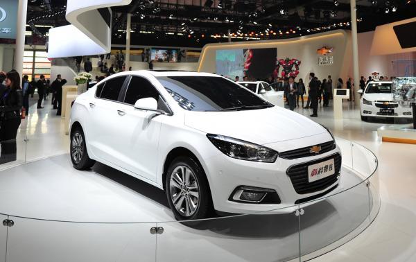 Chevrolet представил Cruze 2016