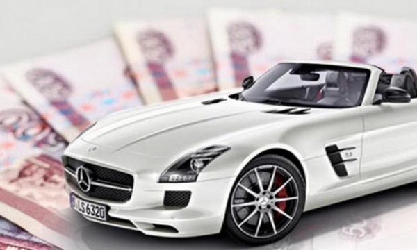 Налог на мощные автомобили вступил в действие