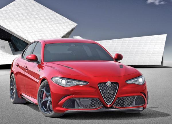 Alfa Romeo Giulia: возвращение