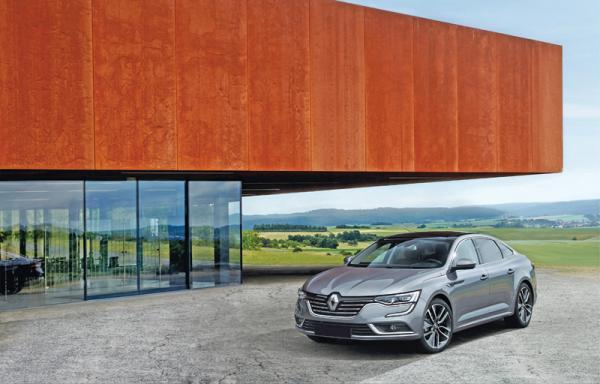 Renault Talisman: наследник Laguna и Lattitude