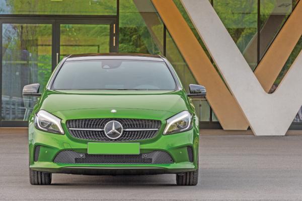 Mercedes-Benz A-Class: обновление