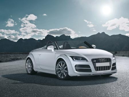 Audi ТТ: для клубных гонок