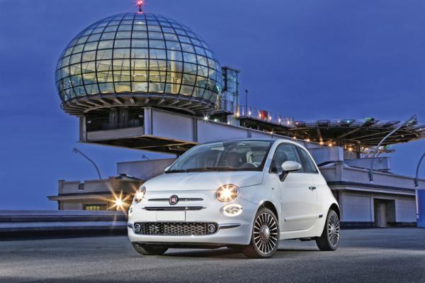 Fiat 500: модернизация