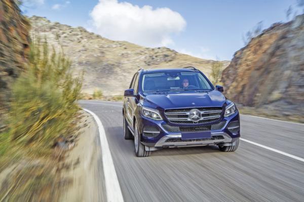 Mercedes-Benz GLE: знакомый незнакомец