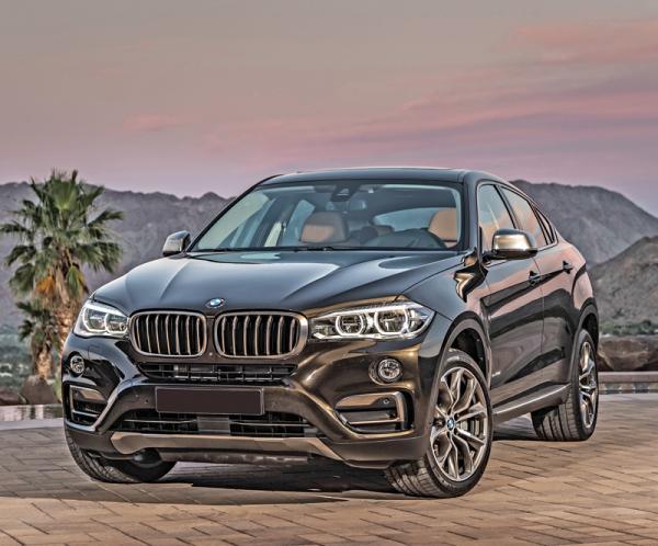 BMW X6, Infiniti QX70 и Porsche Cayenne: спортивные вседорожники