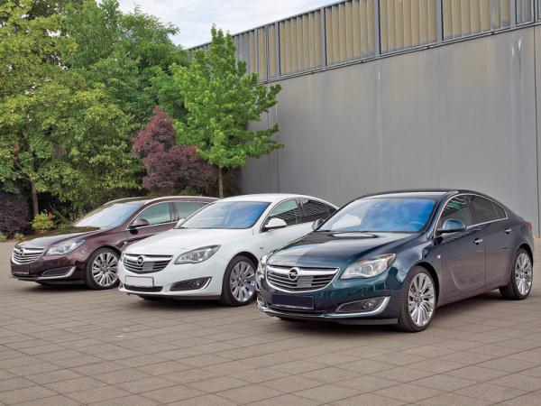 Opel Insignia: удачный долгожитель