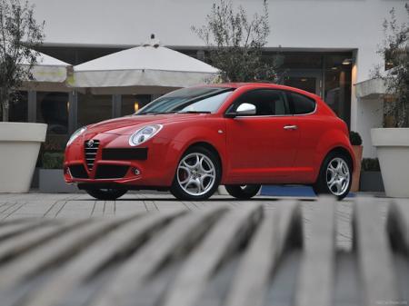 Самый мощный Alfa Romeo MiTo покажут в Женеве
