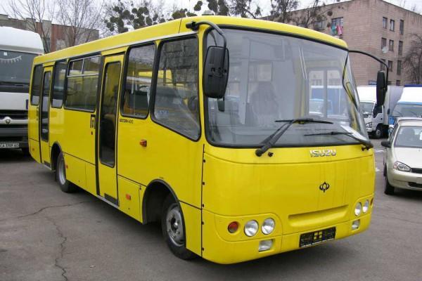 Власти Киева возьмутся за водителей маршруток
