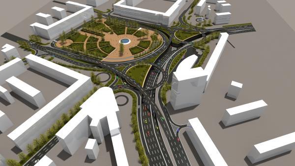 В проект реконструкции Ленинградской площади внесены изменения