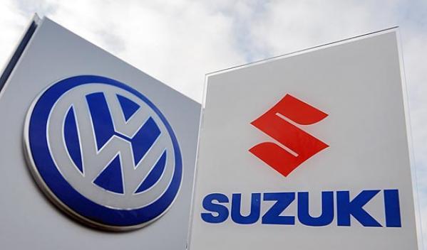 Suzuki и Volkswagen прекратили сотрудничество