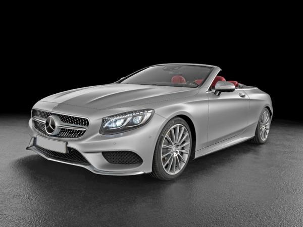 Mercedes-Benz S-Class Cabriolet: возвращение