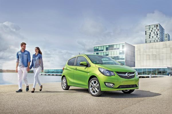 Opel Karl: бюджетный вариант