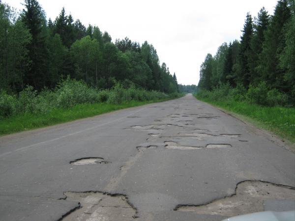 В Раде предложили не штрафовать за нарушения на плохих дорогах