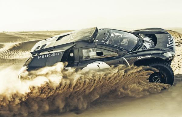 "Peugeot 2008 DKR: готов к покорению ""Дакара"""