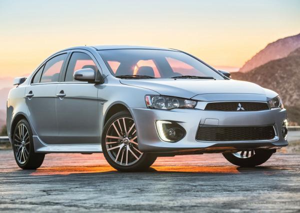 Mitsubishi Lancer: модернизация