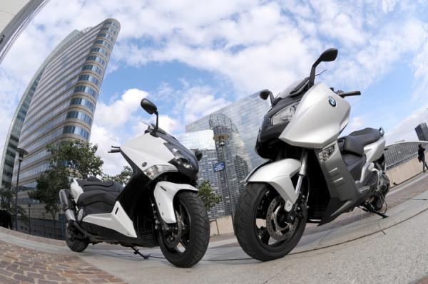 BMW, Yamaha и Honda объединились ради мотобезопасности
