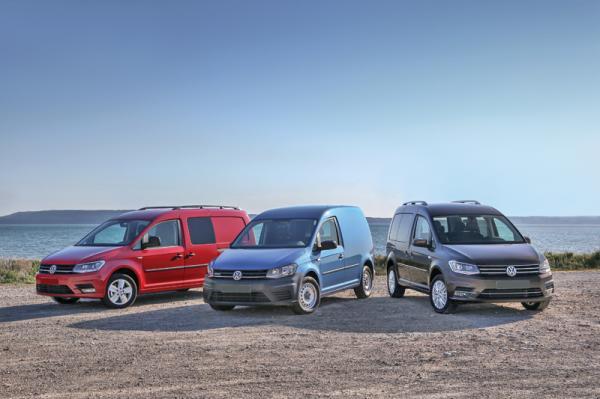 Volkswagen Caddy: никаких революций