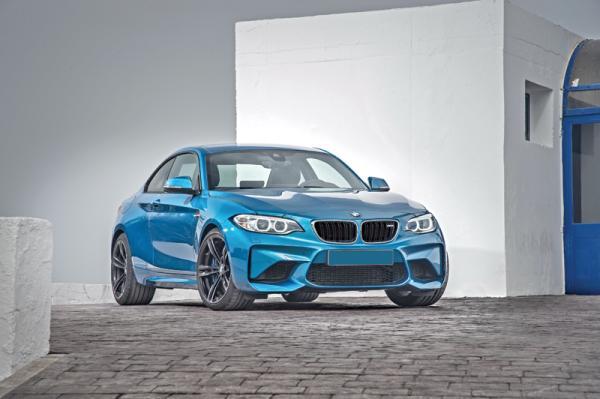 BMW M2: наследник знаменитого 2002 Turbo