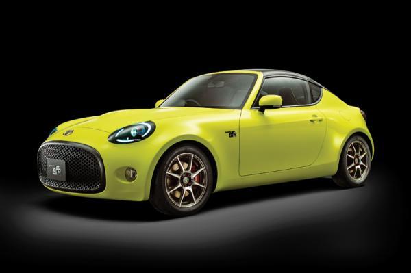 Toyota S-FR: классика на новый лад