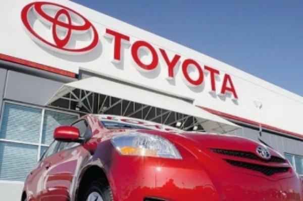 Лидером мировых автопродаж стала Toyota