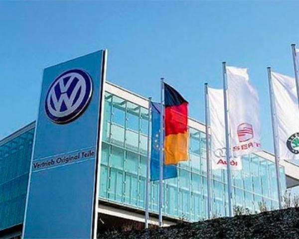 Volkswagen назвал сумму понесенных убытков в этом году