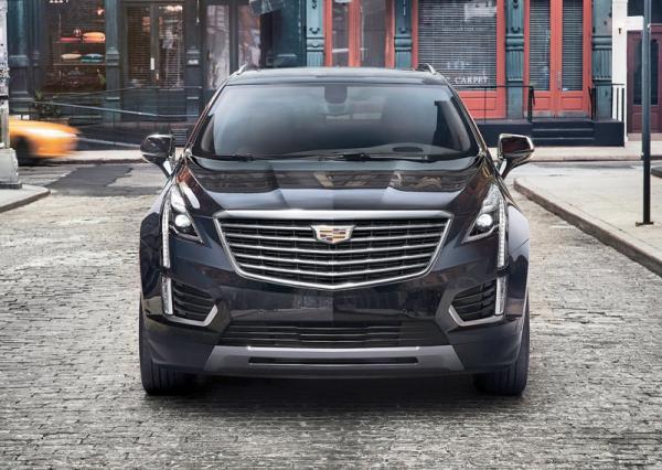 Cadillac XT5: замена SRX