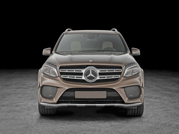 Mercedes-Benz GLS: модернизация со сменой имени